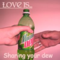 Dew and Love by Aramoorn