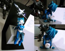 Krystal figure 1 by Danifox