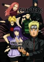 Naruto Doujin Chapter 5 Cover by Delaving