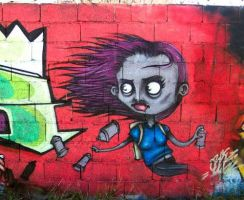 GirlGraff by Studiom6