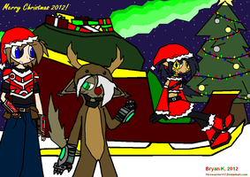 Christmas Event! by Firewarrior117