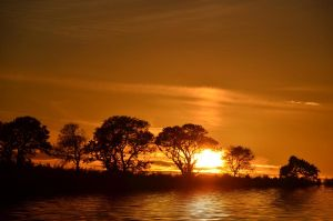 Northumbrian Sunset 2 by Rockin-billy