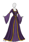 Gown for Rysta by girl-n-herhorse