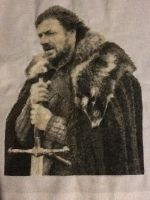 Eddard Stark - Sean Bean - Game Of Thrones. by Artdiva1988