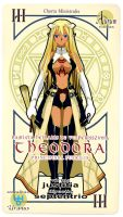 Theodora - Fan-made Pactio by FlaminBlue