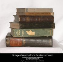 Books 1-Stock by tempestazure-Stock