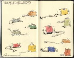 Vacuum cleaners by MattiasA
