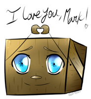 Tiny Box Tim by Hells-Princess-Cra