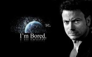 "Gary Sinise ""I'm Bored"" by Anthony258"