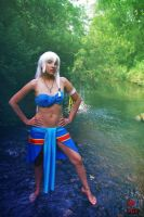 The Warrior Princess - Kida by SushibunnyCosplay