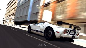 ford gt40 by ahabezh