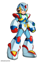 Giga Armor (Official Style) by ultimatemaverickx