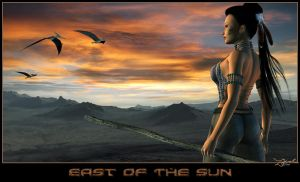 East Of The Sun by didi-mc