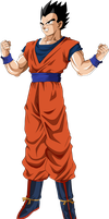 Gohan - Universe Survival by naironkr