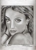 Britney Spears by andrea2004