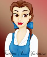 Beautiful Belle by nadda1984