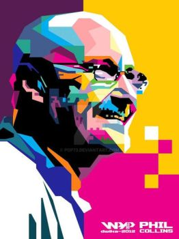 Phil Collins by pop73