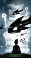 final whales by nagami-chan
