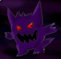Who likes Gengar? by F-Stormer-3000