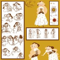 Clove Character Sheet by MagykDisneyRide