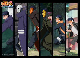 Way Obito - Way Ninja by Apostoll