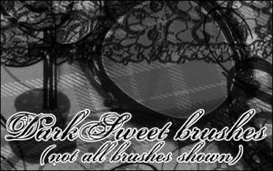 DarkSweet brushes by Irmes