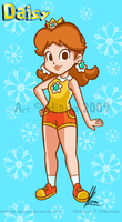 Daisy by MKDrawings