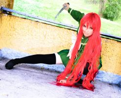 shakugan no shana cosplay by samgabil