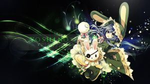 Date A Live - Yoshino Wallpaper by lolSmokey