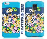 Animal Crossing Tsum Tsum Phone Cases by 7daysleft