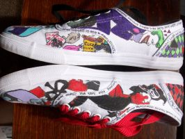Mad Love shoes 2 by Kastagir