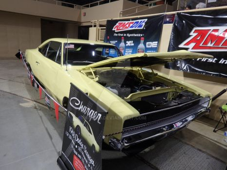 1968 Dodge Charger by bf5kid