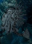 Monstrous Mermaids-The Lion fish Mermaid by ScorpionsKissx