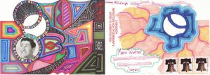 Mailart to Marie Wintzer by JimmyMcCullough