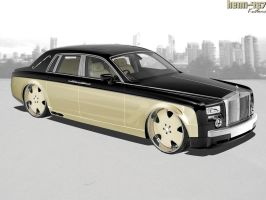 Rolls Royce on DUBs by Hemi-427