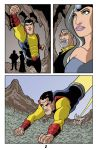 Ormo -page preview by Gaston25 by LegacyHeroComics