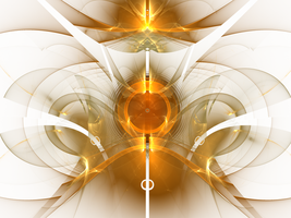 Aggravation - Fractal Art by CMWVisualArts