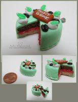 Birthday Cake by NelEilis