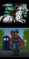 Doctor who by SoulRobot