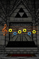 Song of Time iPhone bg by gameover89