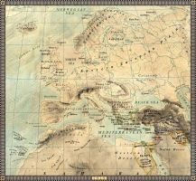 Europe in 1500 B.C. by JaySimons