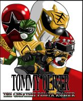 Power Ranger-Tommy Oliver by decoyar