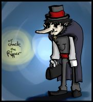 Jack the Ripper Concept by Scruggs