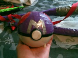 master ball by wolven-uria