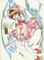 Card Captor Sakura by MariRainha
