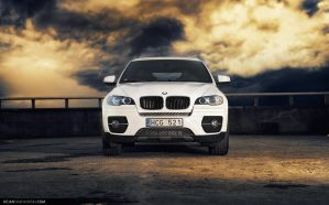 BMW X6 - Fire by dejz0r