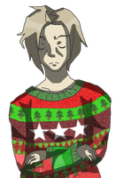 ARC: Day 5: Christmas Sweater Blues by ccofkonaha