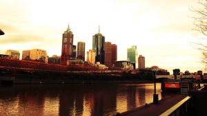 City Of Melbourne by SignCropStealer