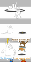De Blob comic 01 by LadyKotohime