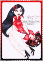 China doll commish_done by Tanis711